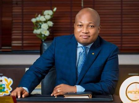 Hon. Okudzeto Offers ¢10,000 As Bounty For Anyone With Information On The Killers Of Sonny.