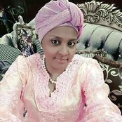 Picturs Of Late Sanni Abacha's Daughter, Fatima Gumsi