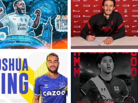 DONE DEALS: Southampton Sign Minamino, Everton Sign Joshua King, Schalke 04 Sign Mustafi & More