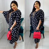 Checkout Colourful Boubou Styles For Classy Ladies