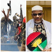 Today's Headlines: Gunmen Kill 3 Police Officers In Ebonyi, Nnamdi Kanu Debunks ESN Attack On Banks