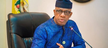 Dapo Abiodun; The Author And The Finisher
