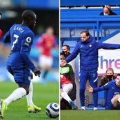 Best Player In Chelsea? What N'Golo Kante Did To Save Chelsea From Losing To Manchester United
