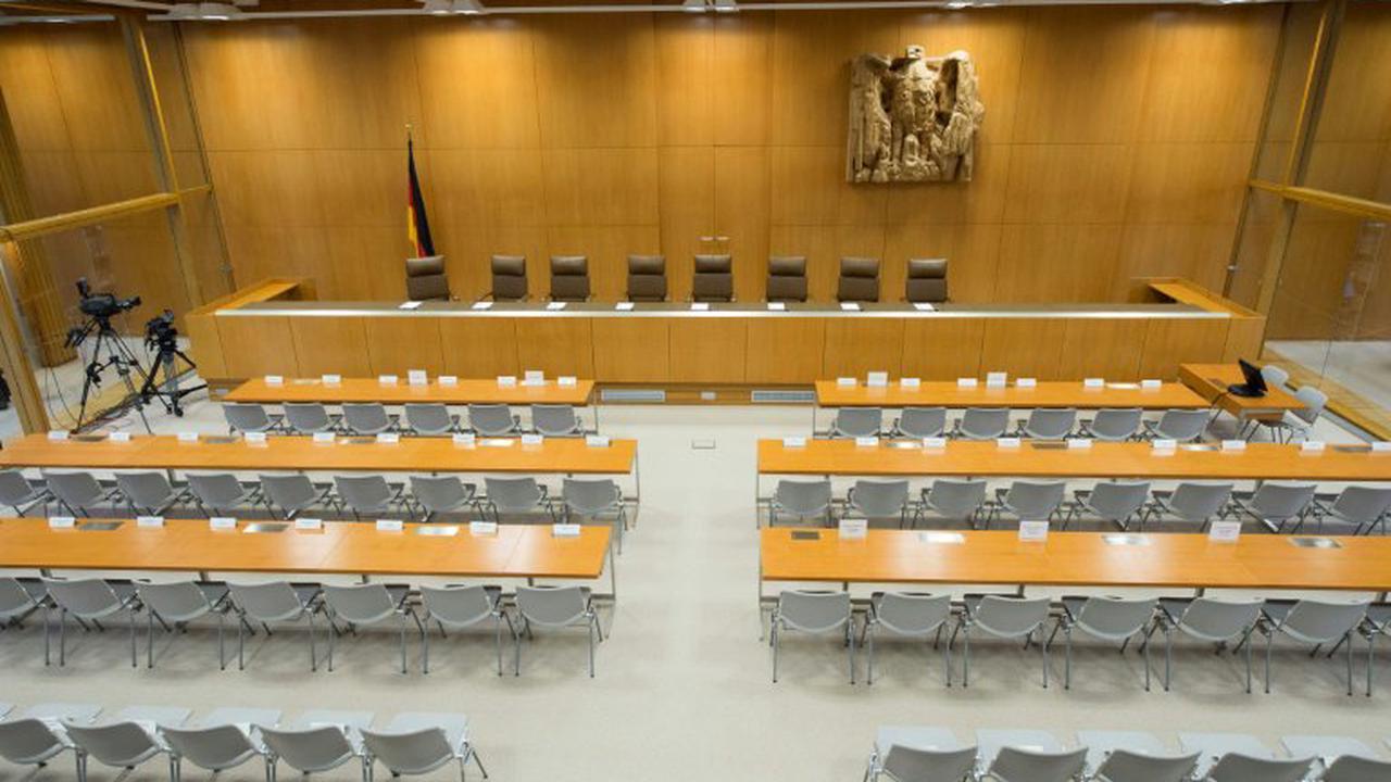 Politiker gratulieren Bundesverfassungsgericht zu 70. Geburtstag