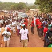 Divo/Fin de campagne: Amédée offre un instant inoubliable aux populations