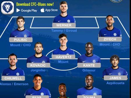 PREDICTION: Tactical Chelsea's Unstoppable Lineup Against Burnley, Preview And Prediction