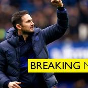 Lampard Wants Chelsea Star To Stay At Club After Claiming He Has Good Relationship With Him