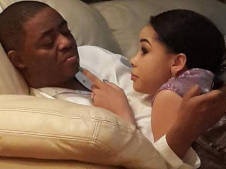 LOVELY MOMENT: FFK Shared Video Of Him And His Enstranged Wife And It Sparked Mixed Reactions Online