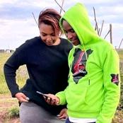 """""""I'm Also Capable Of Cheating On Samidoh,"""" Karen Nyamu Tells Fans Questioning Artist's Integrity"""