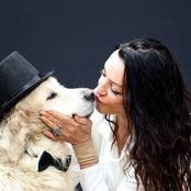 1 Year After Marrying Her Dog, See The Truth About Why She Did.