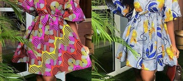 Latest Embellished African Fashion Styles For Classy Ladies