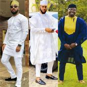 Before The Month Ends, Here Are 19 Alluring Atiku Outfits You Could Slay With