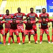 New dates for Asante Kotoko's GPL outstanding matches announced