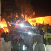 Today's Headlines: Fire Raze Potiskum Central Market; 10 killed, 12 injured in Bauchi auto crash