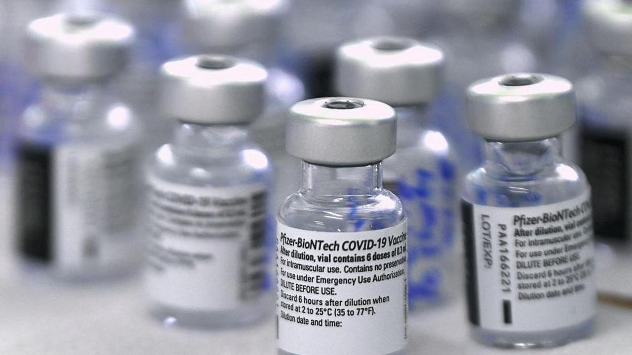 Une Italienne reçoit par erreur six doses du vaccin Pfizer