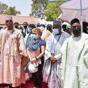 Governor Zulum Joins Bala To Lay Foundation For Reconstruction of Bauchi State Government House