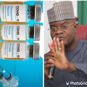 I Will Never Take The Covid-19 Vaccine, Kogi State Governor Says