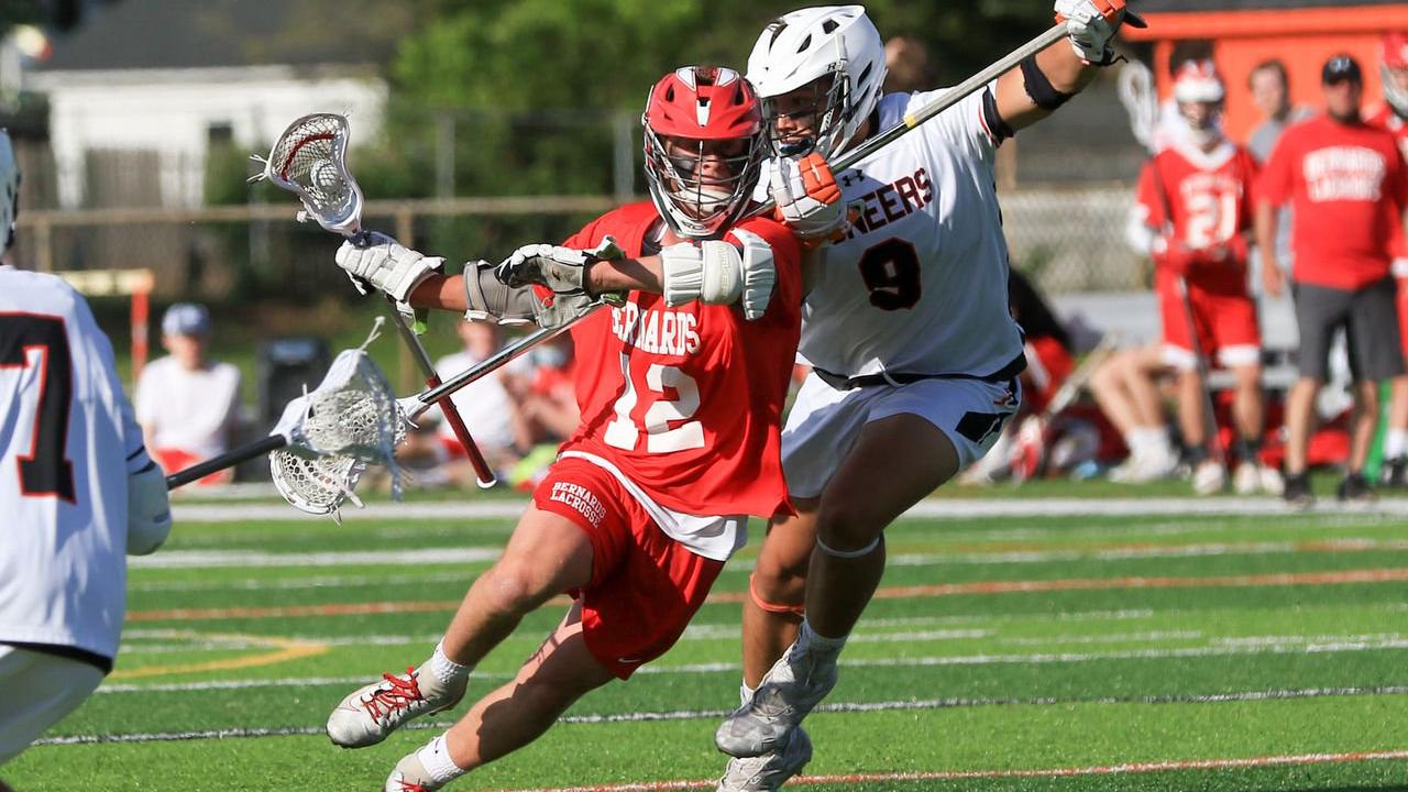 Top 50 daily boys lacrosse stat leaders for Thursday, May 13