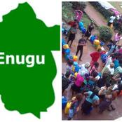 Enugu state Residents cry out over water scarcity- check out hilarious reactions online
