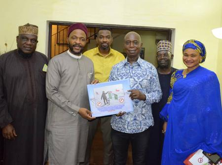 Education Minister, Nwajiuba, Visits Ned Nwoko, Promises Malaria Eradication Awareness In Schools