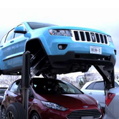 Checkout the Big Hum-Jeep, that solves the problem of traffic jam
