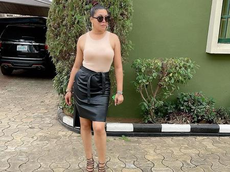 Actress Adunni Ade stuns in new picturew