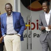 Big Win For Ruto as Tuju Hints At Joining Hustler Nation