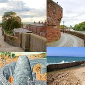 Top 5 Most Amazing And longest Ancient Walls In The world
