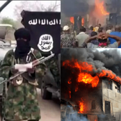 Today's Headlines: Boko Haram Fighters Burn UN Facilities In Borno, Attack Workers, IGP Visits NPTF