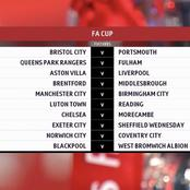 Easy draw for Chelsea as Liverpool and Arsenal get tough draws: FA Cup third round draw in full
