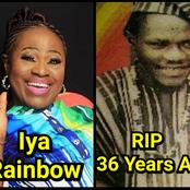 Nigerian Actresses Who Never Remarried After The Death Of Their Husbands