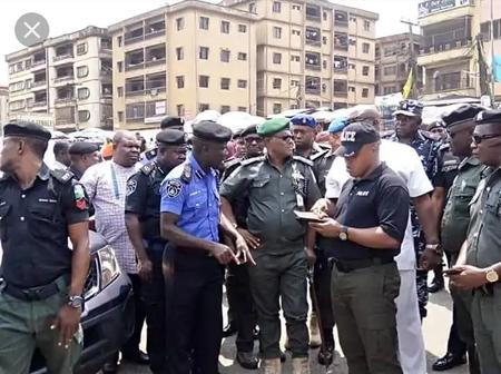 Check Out What Anambra State Police Command Did After The Owerri Prison Attack