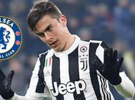 Chelsea Given Paulo Dybala Boost as Juventus May be Forced to Sell Him This Summer