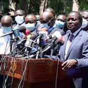 'Wetangula, Mudavadi And Kalonzo Have No Backbone To Stand The Storm' ODM MP Claims