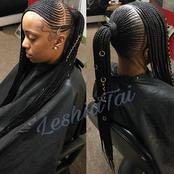 School Is About To Resume, Check Out Stunning And Trendsetting Hairstyles To Make You Stand Out
