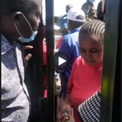 Kenyans Reacted Over Daylight Bribery As By-election Approaches In London Ward, Nakuru County