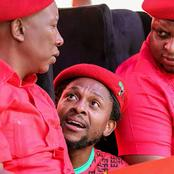EFF leader accused of rape is not a suspect- SAPS confirms.