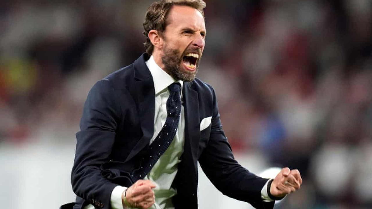 Cup tie: Gareth Southgate's lucky polka dot neckwear prompts sales surge