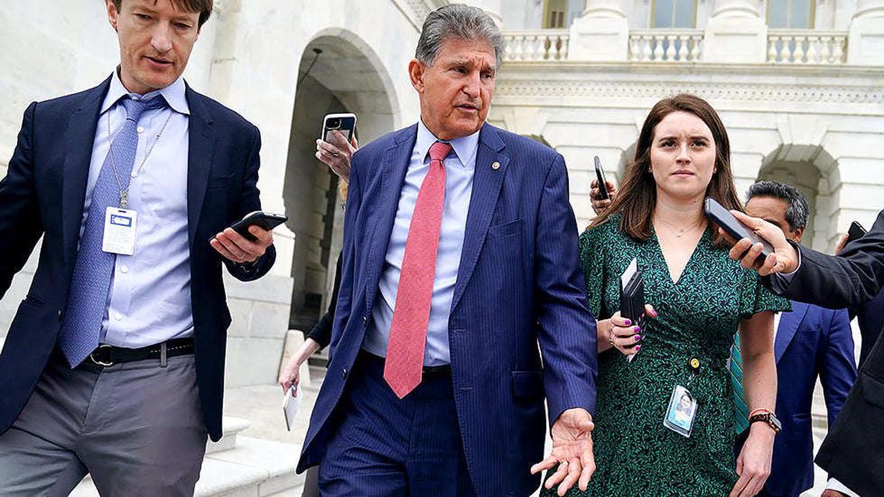 Democrats go down to the wire with Manchin