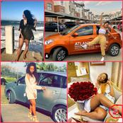 Isitshembiso Actress Vivian In Real life With her Stuning pictures and Own cars