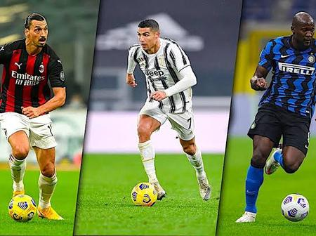 After scoring twice yesterday, Ronaldo is now Serie A top scorer. See full List