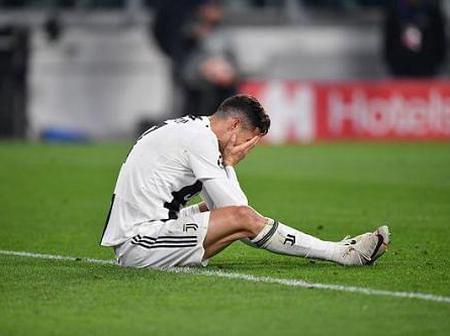 Total Bummer as Christiano Ronaldo test positive for covid19