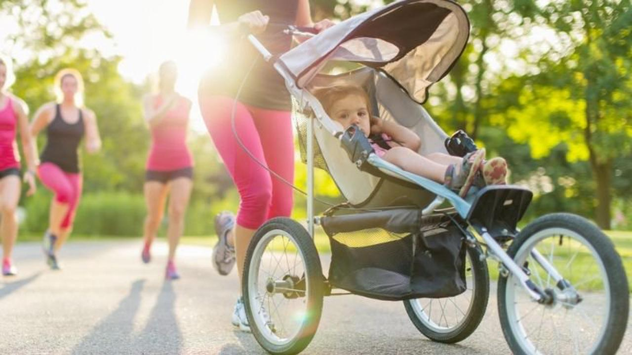 Postnatal exercise - an expert guide to running after giving birth