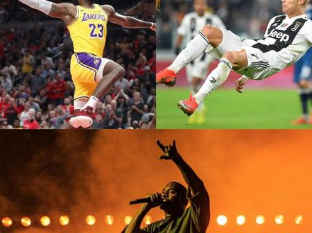 Which Is The Highest Earning Profession Among NBA Players, Musicians And Footballers?