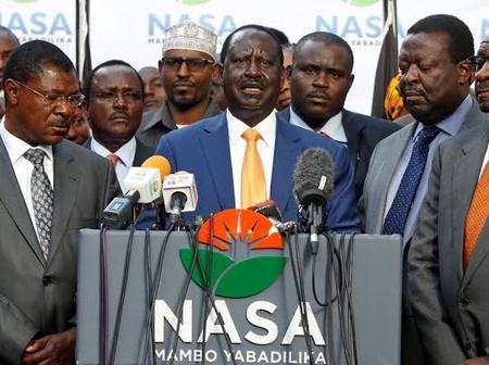 Odinga's Spokesperson Reveals What Will Happen After DP Ruto New BBI Demands