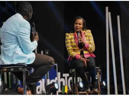 Emotional Moment As Uhuru's Niece Reveals A Touching Testimony [Video]
