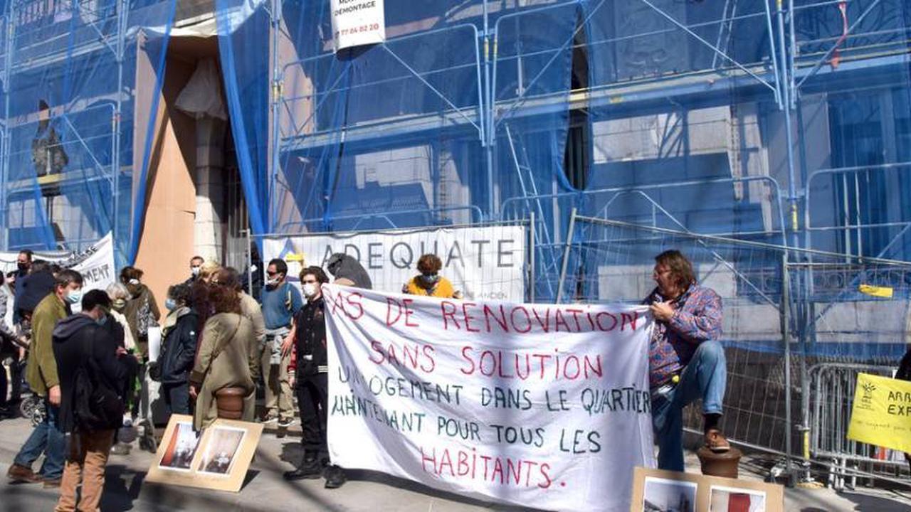 Sète : Rassemblement festif, rue de Tunis, dimanche 16 mai