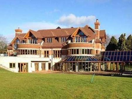 John Terry's Multi-Million Mansions