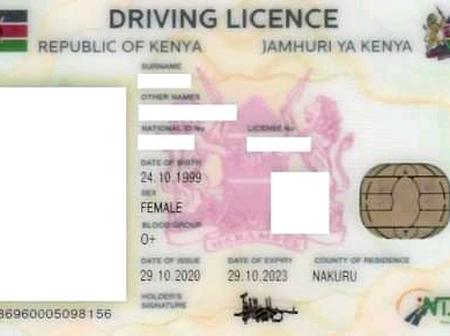 How To Apply For Your New Smart Driving Licence In Kenya.