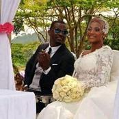 Mariage Coco Emilia - Francis / Les voeux de la mariée créés la polémique